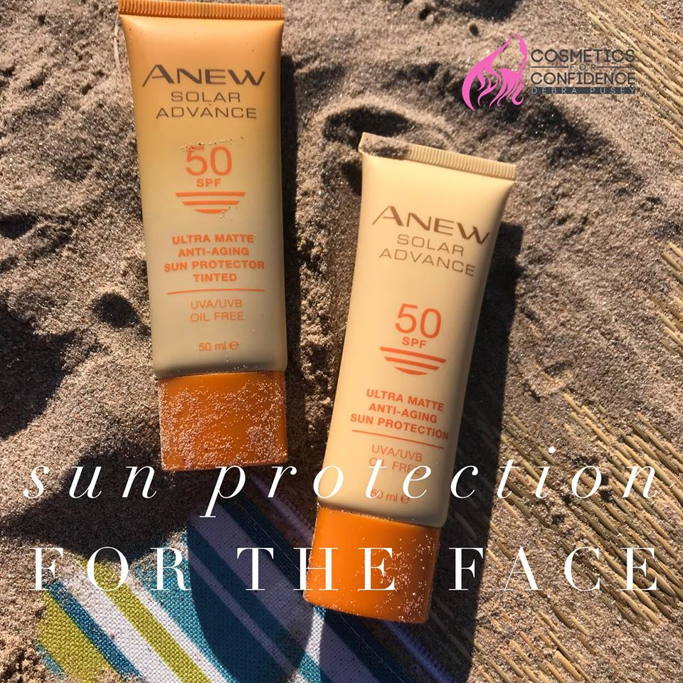 sun protection for the face