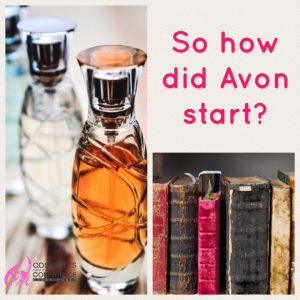 how avon started