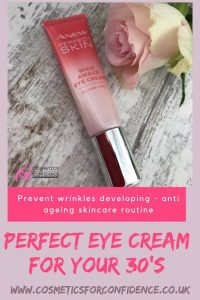 eye cream for your 30's