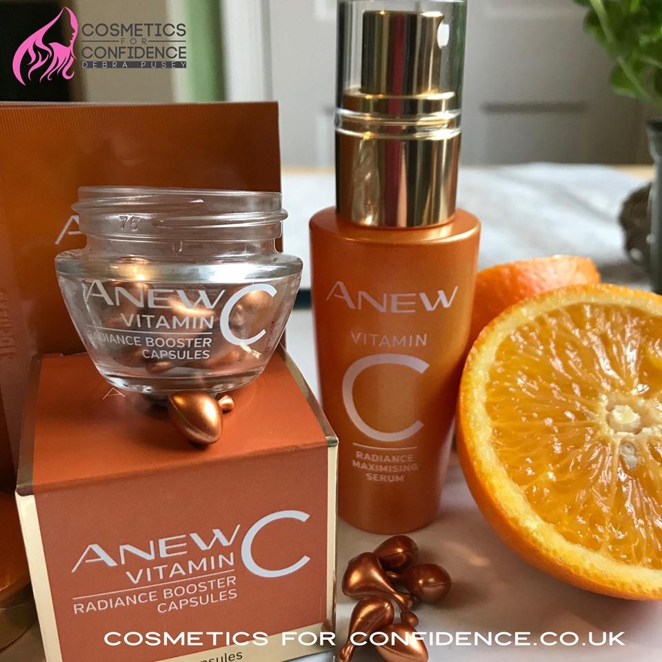 New avon campaign 9 - Vitamin C serum