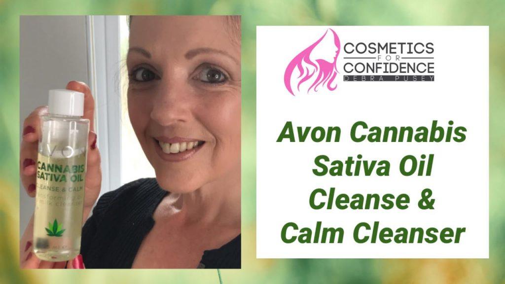 cannabis sativa oil cleanser