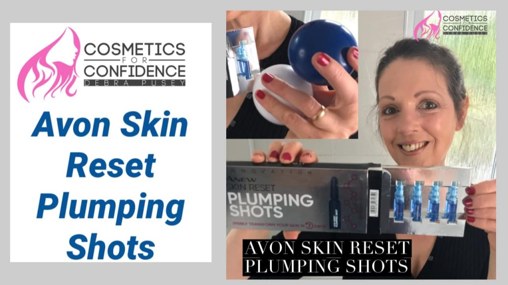 skin reset plumping shots